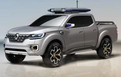 Renault Alaskan va fi lansat pe 30 iunie