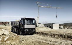 Renault Trucks oferă OptiTrack pe mai multe modele