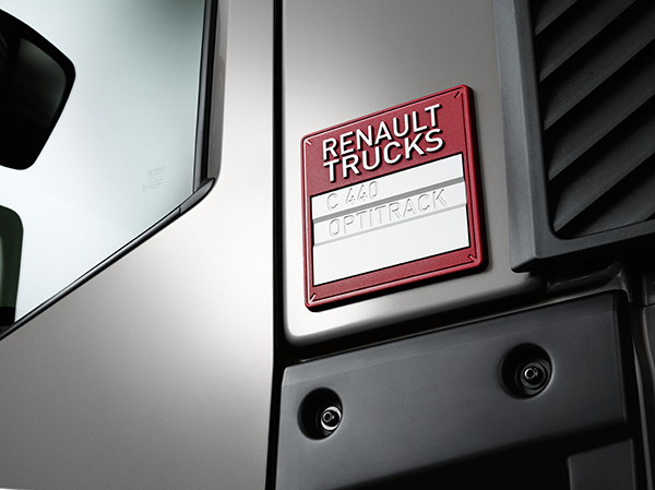 Renault Trucks OptiTrack