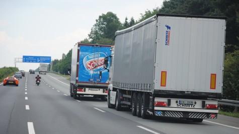 Cresc impozitele pentru camioane