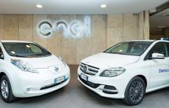 Ediţii Speciale Enel cu Mercedes-Benz şi Nissan