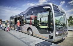 Mercedes Future Bus – rulare autonomă în Amsterdam