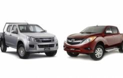 Mazda și Isuzu – braț la braț pentru viitorul pick-up