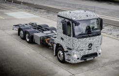Mercedes Benz Urban e-Truck – camionul electric cu 200 km autonomie