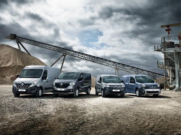 Renault LCV Euro 6