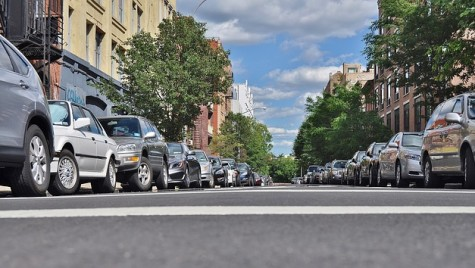 Propunerile MAI privind ridicarea mașinilor și interzicerea parcării pe trotuar