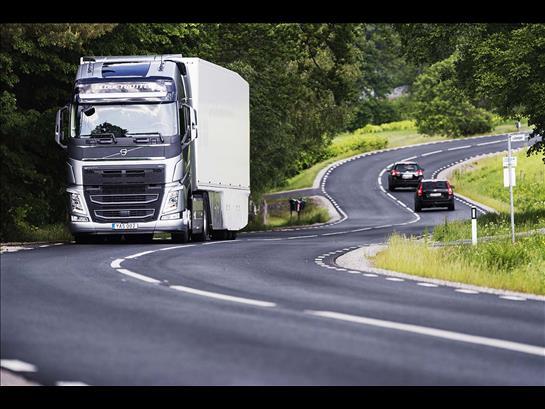 Camion Volvo Euro 6