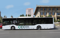 Iașiul are autobuze moderne!