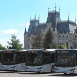 Autobuze Isuzu Citiport la Iași