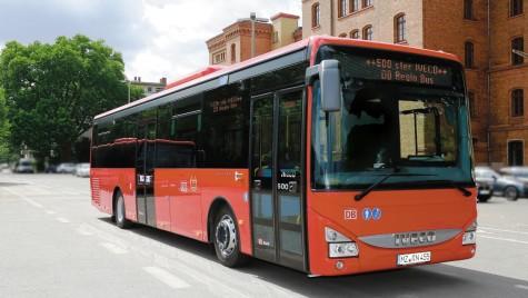 1000 de autobuze pentru Deutsche Bahn