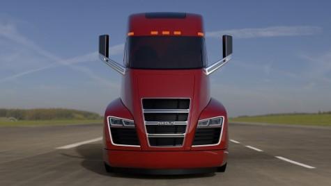 Nikola One poate surclasa camioanele Mercedes și Tesla