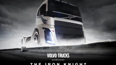 The Iron Knight – mașina de doborât recorduri