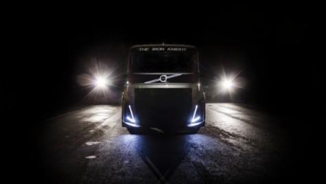 Volvo Iron Knight – recordmanul de viteză (video)