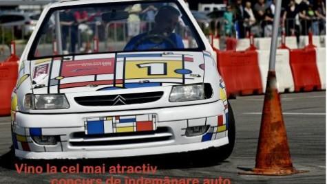 Internațional Autotest Challenge  ajunge în Argeș