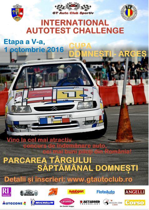 International Autotest Challenge (1)