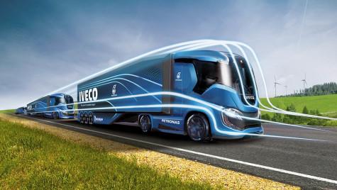 Iveco a prezentat viitorul în transporturi, la Hanovra!