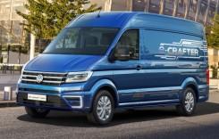 Adio Dieselgate: VW e-Crafter va fi produs din 2017