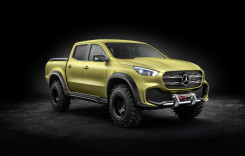 Revanșa pick-up a Mercedes-Benz