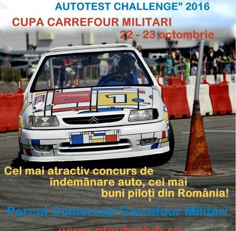 Autotest International Challenge