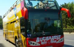 """Venituri în creştere pentru RATB din călătoriile cu """"Bucharest City Tour"""""""