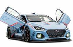 Conceptul Hyundai RN30 – experienţa unui raliu pentru orice şofer