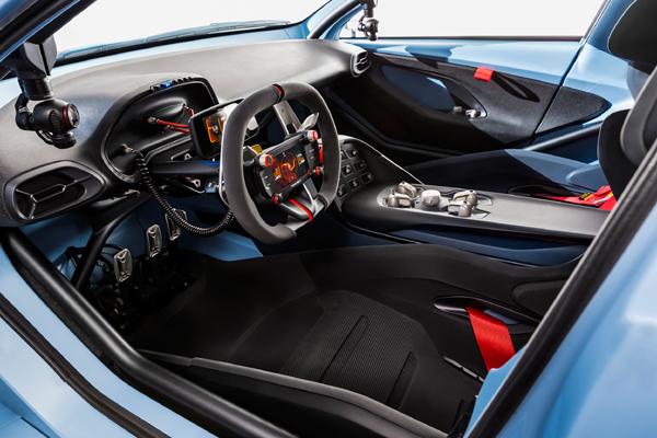 Hyundai RN30 interior