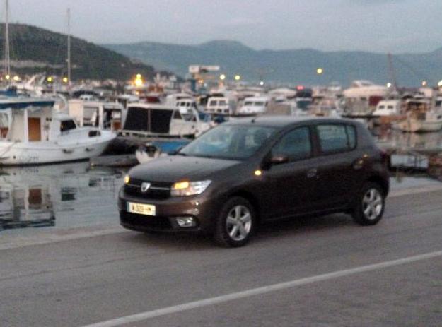 Dacia Logan 1.0 SCE