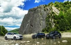 Test comparativ cu Ford Edge, Kia Sorento, VW Touareg