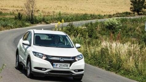 Test Honda HR-V: nume vechi, concept nou