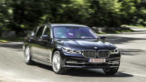 Test BMW 730d xDrive