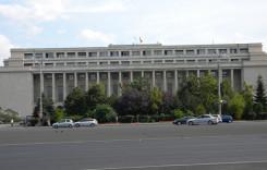 Câţi angajaţi sunt în Palatul Victoria. 636 de persoane formează aparatul de lucru al Guvernului