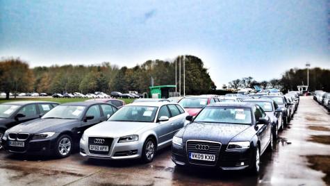 Tranzacţiile samsarilor de maşini vor fi impozitate cu 10%