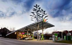 Mol va amplasa staţii de încărcare electrice şi în benzinăriile din România