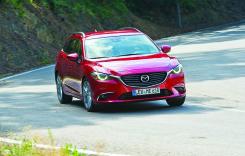 Test Mazda 6: Inovație sub discreție