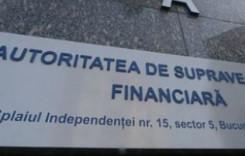 ASF: Societatea de asigurări EximAsig nu a cerut autorizare pentru RCA
