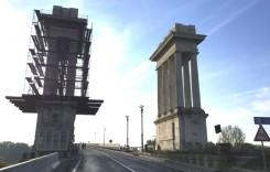 Lucrările de pe Podul de la Giurgiu au fost finalizate şi recepţionate