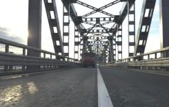 Traficul pe podul Giurgiu-Ruse va fi întrerupt marţi dimineaţă timp de 40 de minute