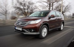 CR-V light? Test cu Honda CR-V 2014