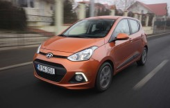 Going Up. Test cu Hyundai i10 2014