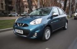 Micra maxi-facelift. Test cu Nissan Micra 2014