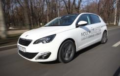 Cifra corectă. Test Peugeot 308 diesel 2014