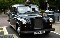 Cum să devii șofer de taxi în Londra