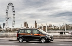 Un Vito-taxi pentru Londra