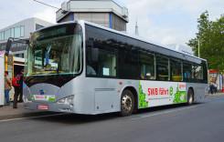"""12 metropole vor cumpăra numai autobuze """"verzi"""" începând din 2025"""