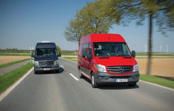 Record Mercedes-Benz Vans în 2017