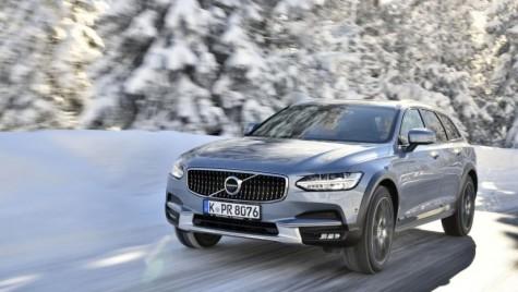 Drive test Volvo V90 Cross Country. După 20 de ani