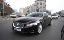 Test Jaguar XJ 2013