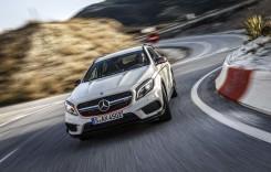 Rău de înălţime. Test Mercedes-Benz GLA AMG 2013