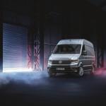 Volkswagen Crafter furgon 2017