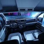 Volkswagen Crafter 2017 - interior